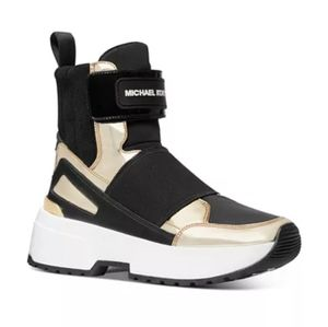Michael Kors Cosmo High-Top Sneaker
